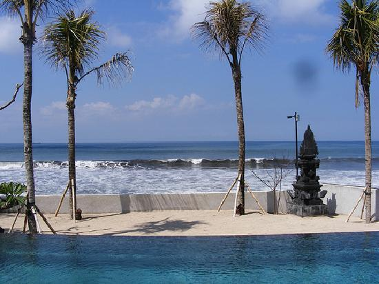 Pandawa Beach Villas & Spa: The private pool
