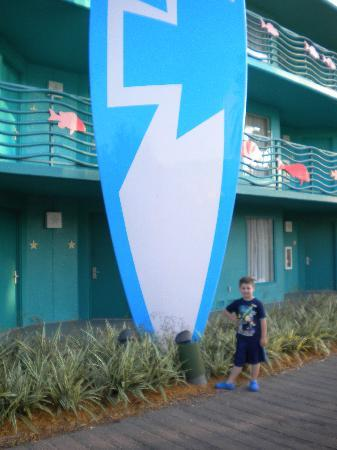 Disney's All-Star Sports Resort: Summer Fun!