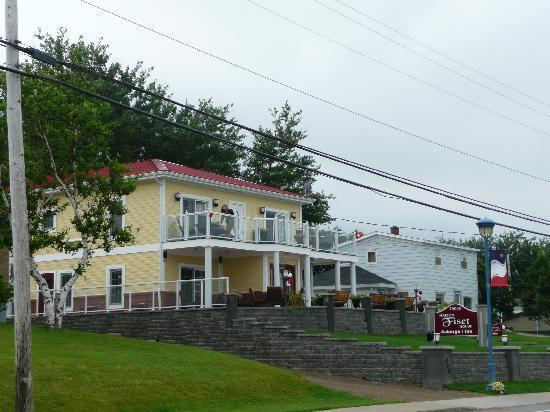 Cheticamp, Canada: Maison Fiset House