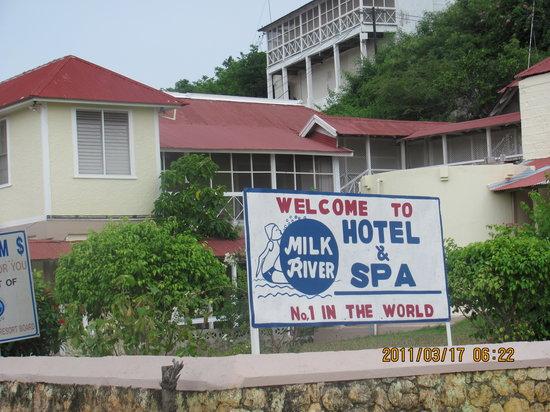 Milk River Hotel and Spa: Milk River Hotel & Spa