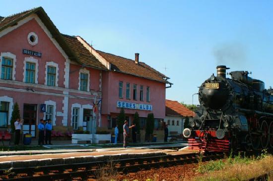 train station picture of sebes alba county tripadvisor