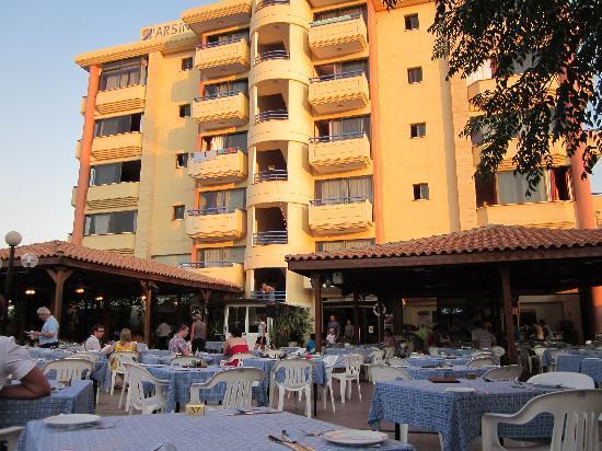 Arsinoe Beach Hotel