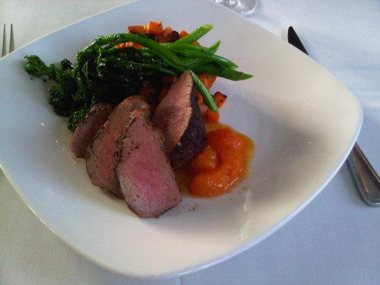 Verses Restaurant: Pork Tenderloin