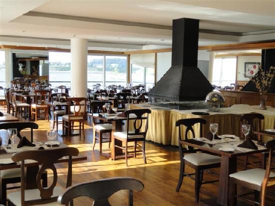 Radisson Hotel Colonia del Sacramento : comedor del hotel