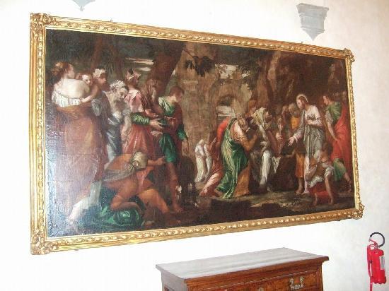 Prato, Italien: パオロ・ヴェロネーゼの名画