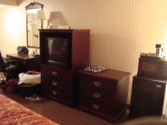 Days Inn Toledo: TV