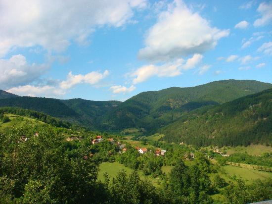 Mokra Gora, Sérvia: nature
