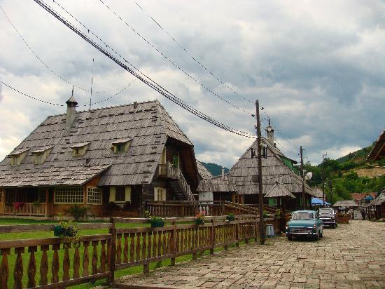Mokra Gora, Serbia: hotel