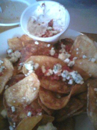 Flynn's Irish Tavern: Flynn's Chips