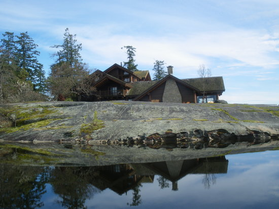 Yellow Point Lodge : Main Lodge