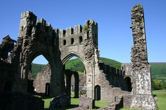 Image result for Llanthony Abbey