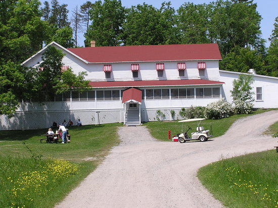 Kettle Falls Hotel: Kettle Falls Lodge