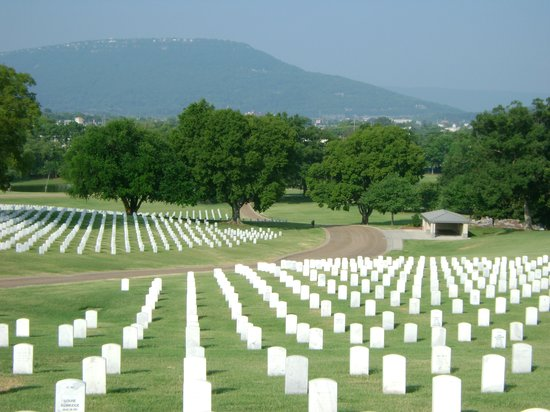 ‪Chattanooga National Cemetery‬