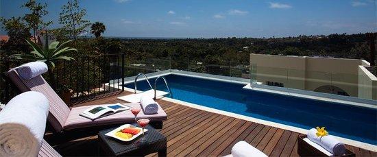 Guaycura Boutique Hotel Beach Club & Spa: Sky pool