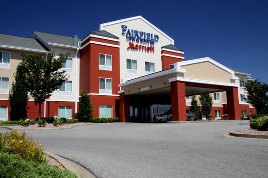 Fairfield Inn & Suites Marion : Fairfield Inn & Suites - Marion, IL