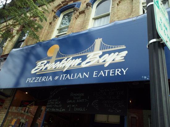 Brooklyn Boyz Pizza: Good Pizza in Michigan!