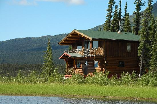 Iniakuk Lake Wilderness Lodge: Executive Cabin