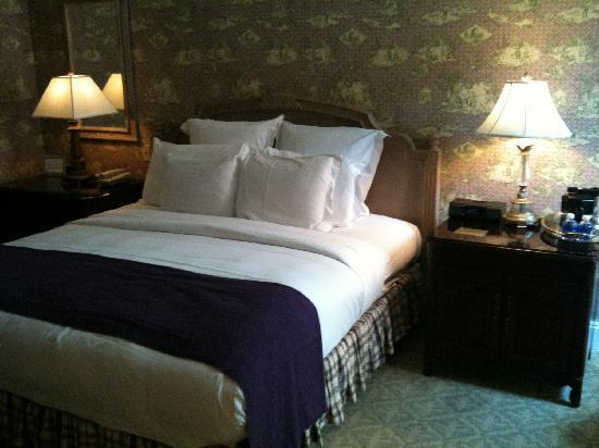 The Ritz-Carlton, New Orleans: The bed