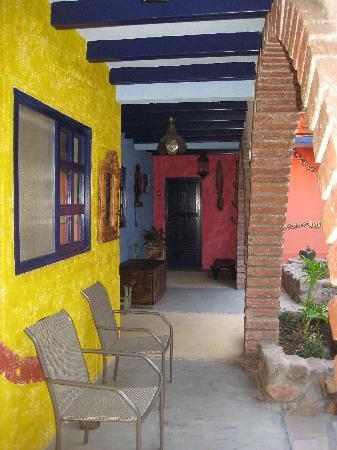 Banamichi, Mexico: Hallway