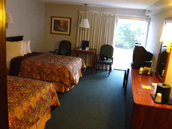 Best Western at Historic Concord: First floor room