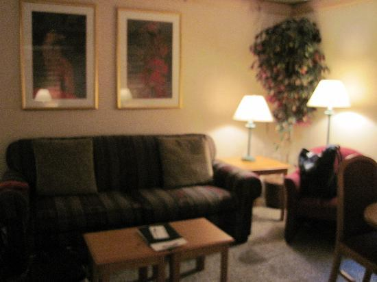 Sawmill Creek Resort: Living Room