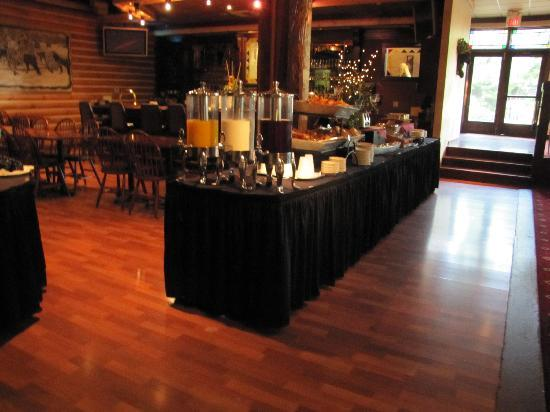Sawmill Creek Resort: Breakfast Buffet