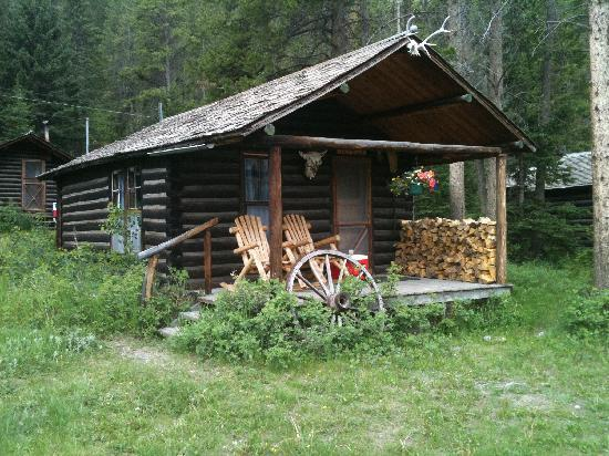 Covered Wagon Ranch: Our Cabin