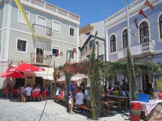 Figueira da Foz, البرتغال: Buarcos