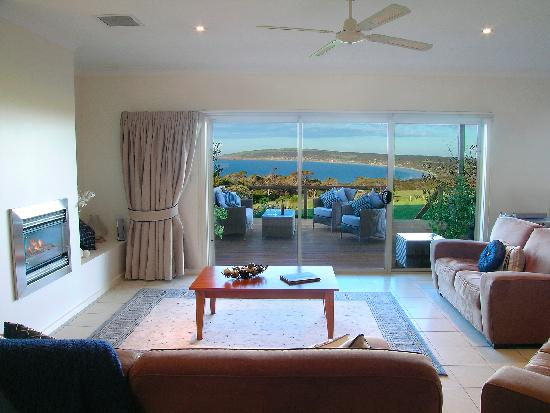 Seascape Lodge on Emu Bay: Relax, unwind and enjoy the comfort