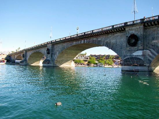 Laughlin, NV: The London Bridge