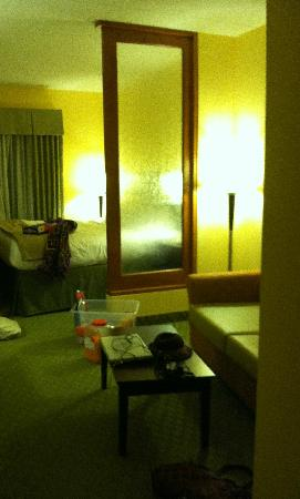 Holiday Inn Express & Suites - Harrisburg West: hotel room