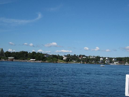 Oslo Fjord: Bygdoy