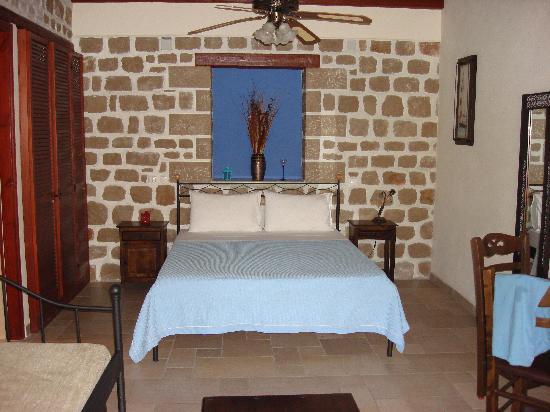 Myral Guesthouse : Διπλό κρεββάτι