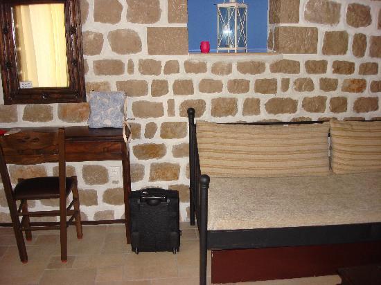 Myral Guesthouse : Λεπτομέρεια τοίχου