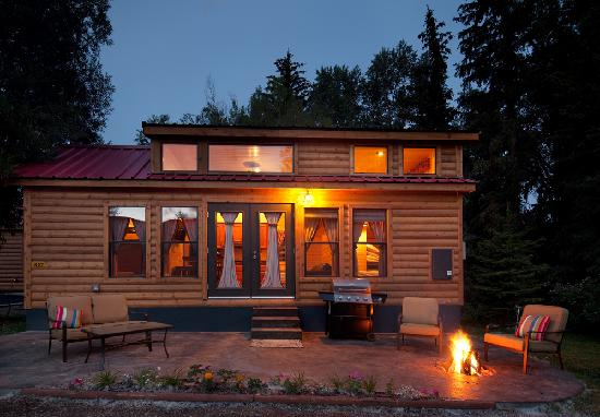 Snake River Park KOA and Cabin Village: Lodge Loft - Sleep up to 8 people!
