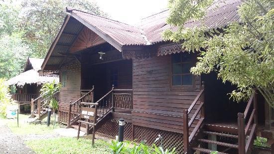 Kampung Tok Senik Resort Langkawi: Outlook of the room