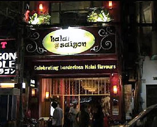 The Halal Saigon Picture Of Halal Saigon Ho Chi Minh City Tripadvisor