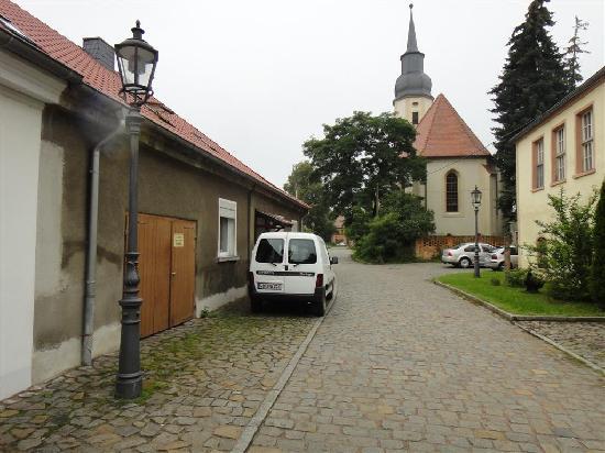 Schloss Reinharz: Außenansicht