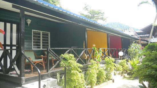 Nipah Bay Villa: Terrace Deluxe Chalet