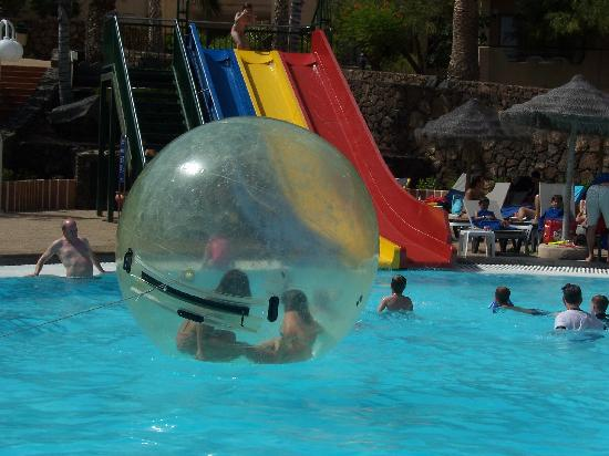 Occidental Lanzarote Mar: Entretenimiento en la piscina