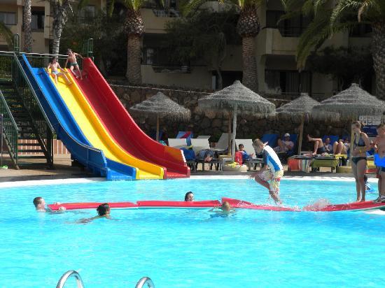 Occidental Lanzarote Mar : Entretenimiento para adolescentes