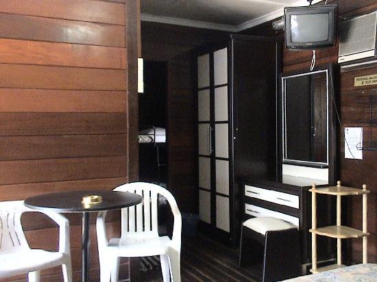 Nipah Bay Villa: Inside Individual Chalet