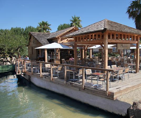 Manava plage port grimaud restaurantanmeldelser - Camping prairie de la mer port grimaud ...