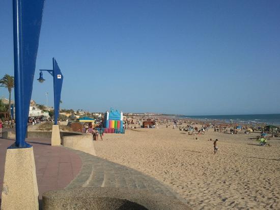 Huerta Montero : Chiclana beach