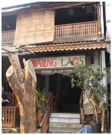 warung laos - front