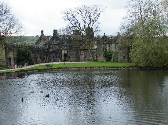 East Riddlesden Hall, National Trust