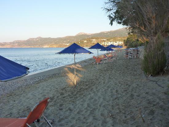 Sitia Beach City Resort & Spa : la plage laisse braiment à désirer