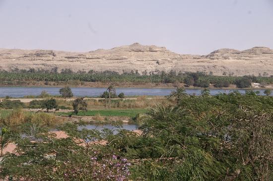 Siva Nefertiti Hotel: Blick vom Balkon