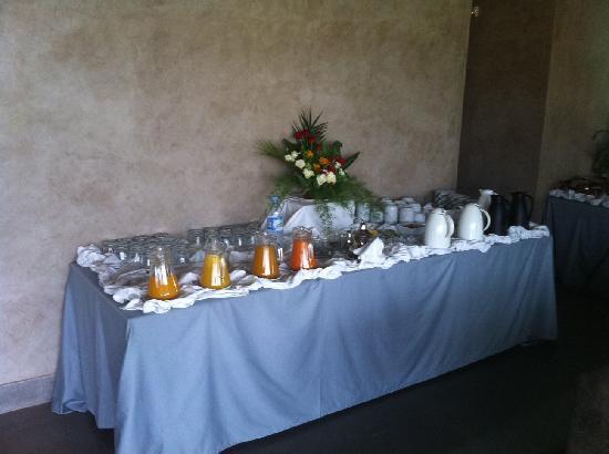 Sirayane Boutique Hotel & Spa: breakfast