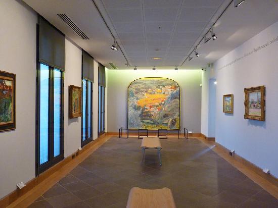 Le Cannet, France: Salle d'exposition